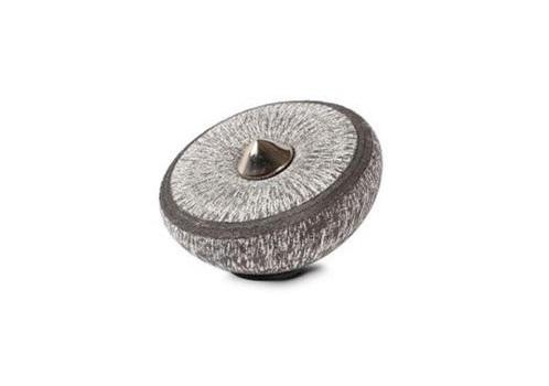 Balance Line keramiek Disk small Carbon grijs ERBLDSCG1