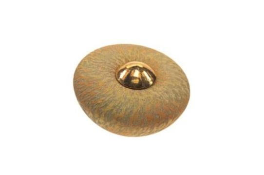 Balance Line keramiek Disk small Geel ERBLDSYS1