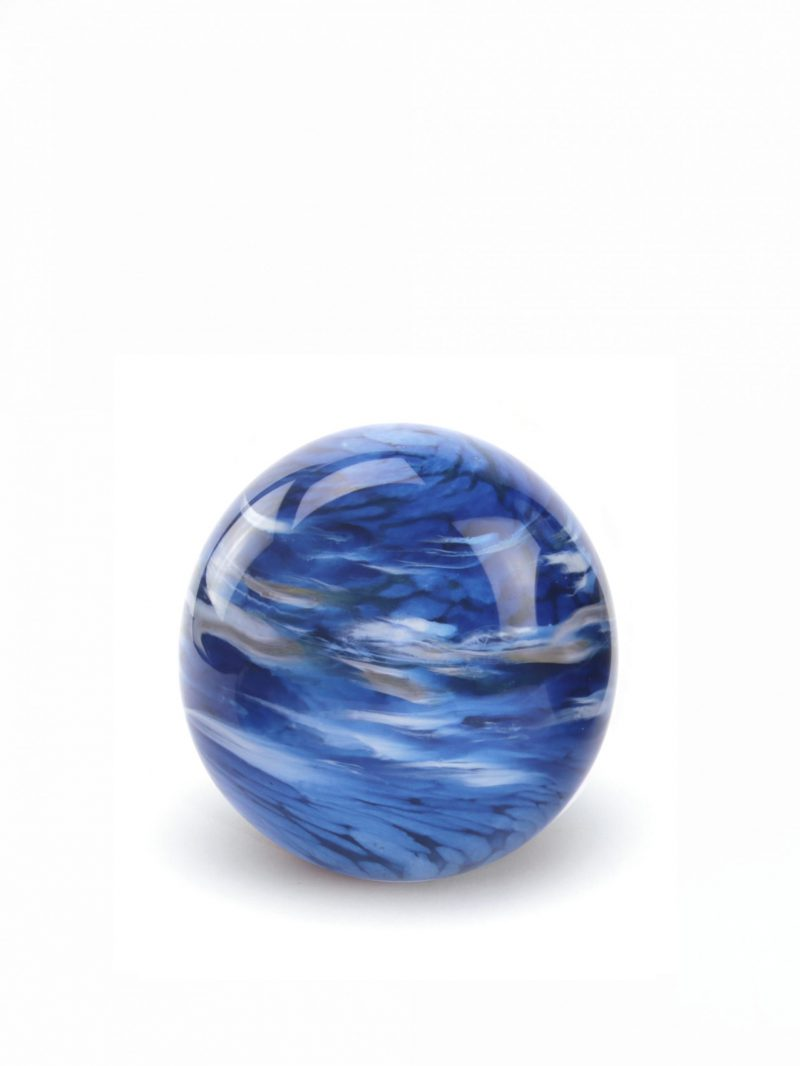Elan Line Bulb Extra Small Marble Blauw E01MB-1,5 100ml