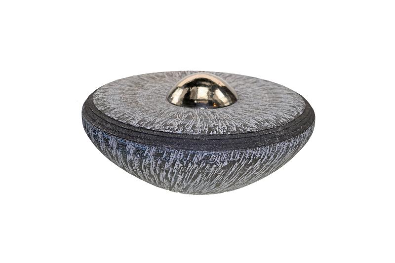 Balance Line Disk Large Carbon Grijs ERBLDLCG4