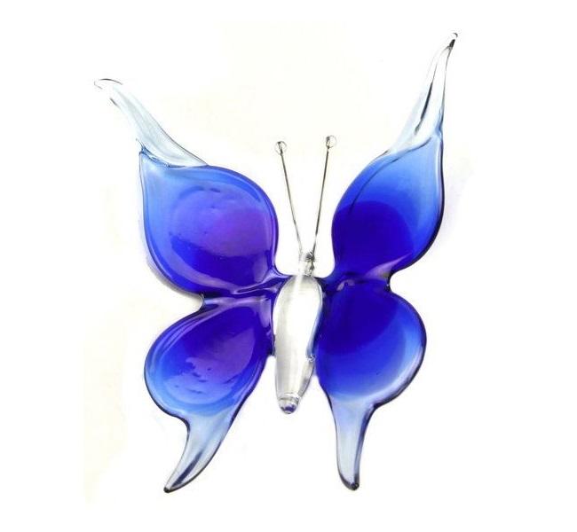 Accessoires Vlinder Big Blauw B01BB