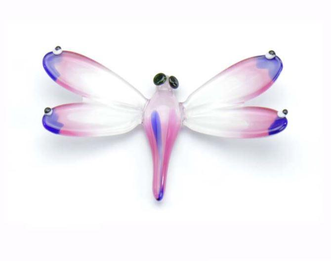Libelle Large Roze DR02BR