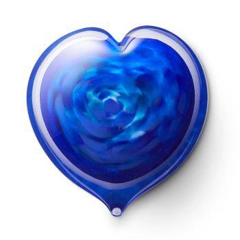 Memorie Line Hart Medium U39MHB Blauw