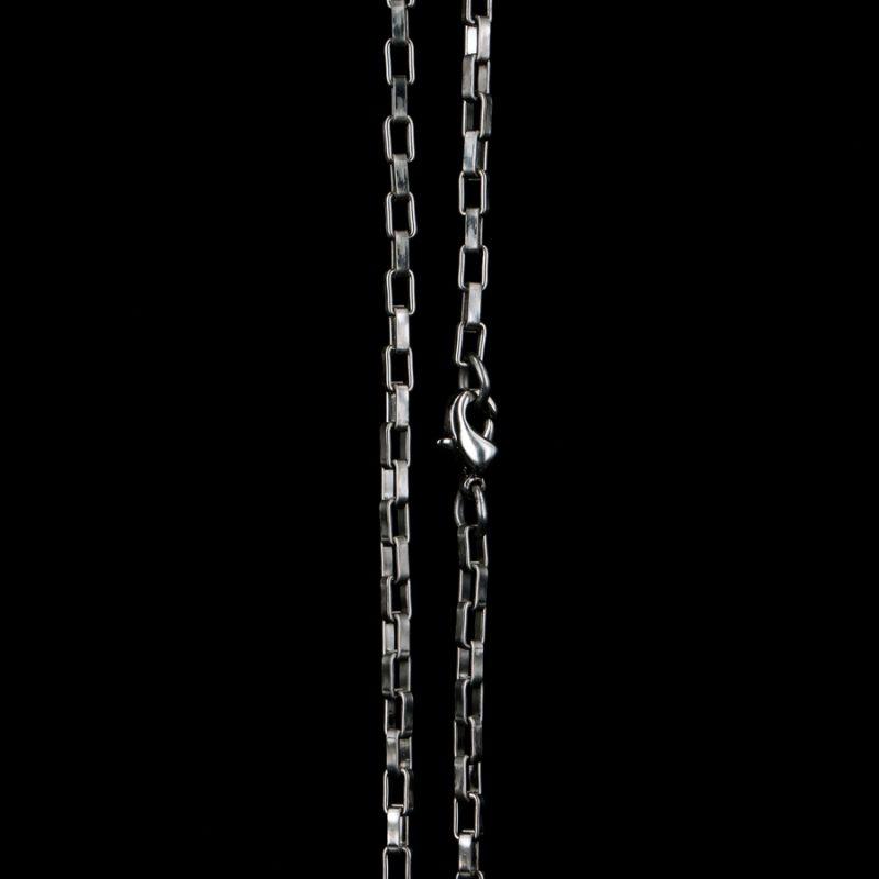 Rechthoekige Ketting RVS 1306-00R