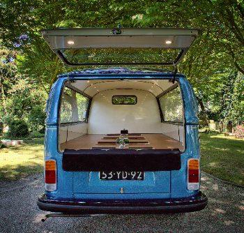 Rouwvervoer Volkswagen Transporter T2