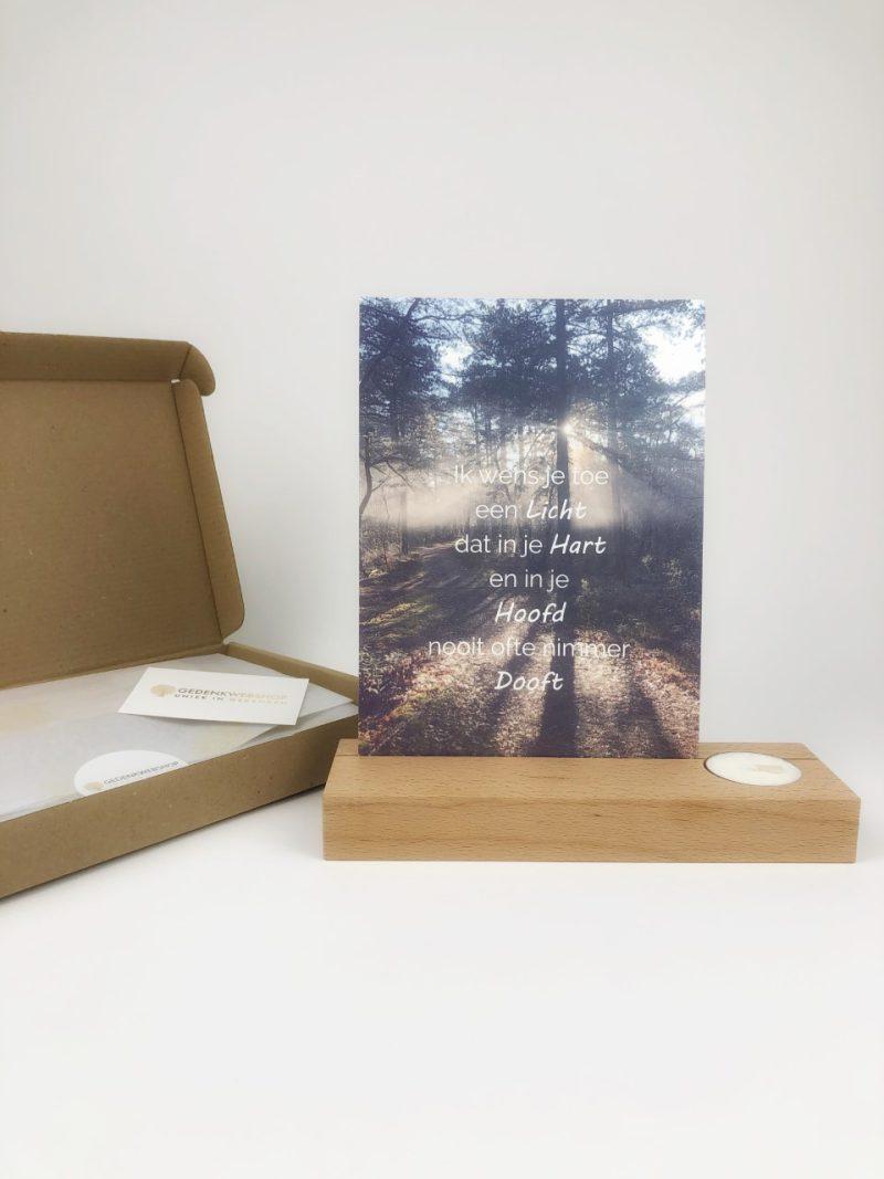 Troostbox – Gedenkaltaar