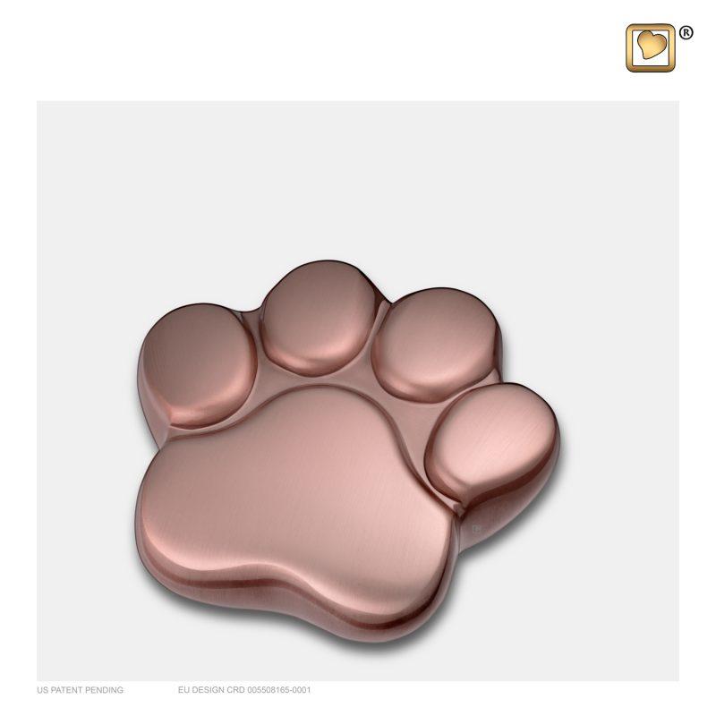 LovePaw-Pet-Keepsake-Urn-Brushed-RoseGold-P674K
